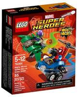 Lego ; Super Heroes Mighty Micros: Spider-Man vs. Green Goblin 76064