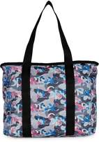Le Sport Sac Camouflage Top-Zip Tote