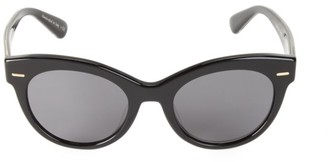 Oliver Peoples Georgica Sun 53MM Cat Eye Sunglasses