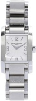 Baume Et Mercier Hampton Lady White Steel Watches