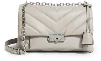 MICHAEL Michael Kors Medium Leather Cece Quilted Shoulder Bag