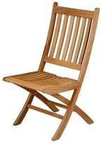 Barlow Tyrie Ascot Teak Folding Dining Chair - Default Title