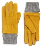 Burberry Men's Suede Gloves