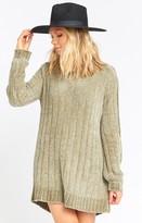 Show Me Your Mumu Nelly Sweater Dress