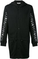 McQ by Alexander McQueen longline hoodie