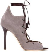 Malone Souliers 'Savannah' lace-up sandals
