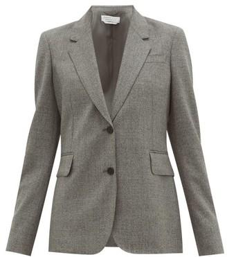 Gabriela Hearst Sophie Single-breasted Wool Jacket - Dark Grey