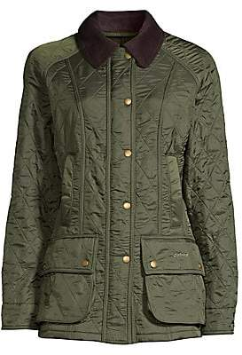 Barbour Women's Beadnell Polarquilt Coat