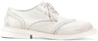 Marsèll Lace Up Brogue Detail Boots