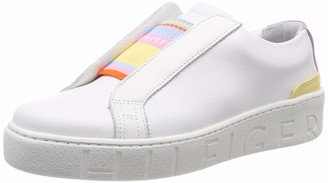 Tommy Hilfiger Damen Tommy Elastic Dress Sneaker