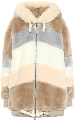 Bogner Indra faux-fur jacket