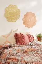 Urban Outfitters Hanging Metal Medallion Wall Decor