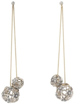 H.Stern Noble Gold and Diamond Copernicus Earrings