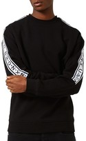Topman Men's Unknown Oversize Sweatshirt
