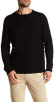 Autumn Cashmere Ribbed Crew Neck Sweater