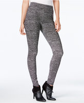Bar III Printed Leggings, Only at Macy's