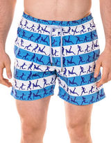 Spenglish Soccer Swim Trunks