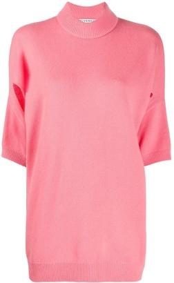 Givenchy Slit-Sleeve Jumper