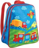 Stephen Joseph Transportation Go Go Backpack