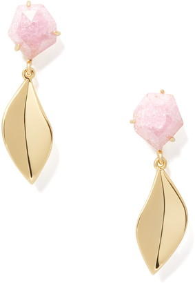 Kate Spade cubic zirconia drop earrings