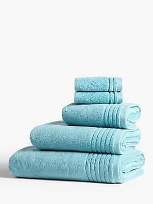 John Lewis & Partners Ultra Soft Cotton Towels