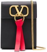 Valentino Garavani flap 2way backpack