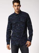 Diesel Shirts 0HAQC - Blue - L