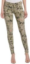 True Religion Garden Camo Super Skinny Leg