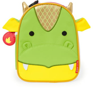 Skip Hop Zoo Lunchie - Dragon Insulated Lunch Bag
