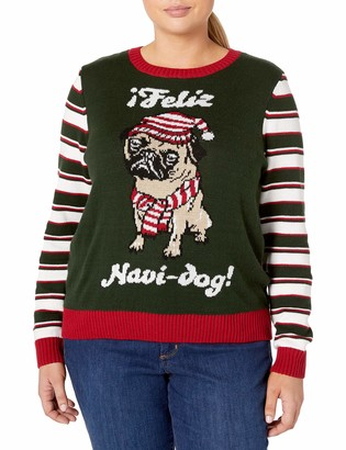 Ugly Christmas Sweater Company Women's Assorted Sweaters-Womans Plus Size