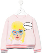 No Added Sugar Touchy Feely sweatshirt