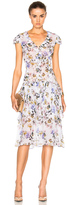 Marissa Webb Lana Print Dress
