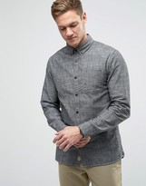 Jack and Jones Vintage Shirt With Button Down Collar In Regular Fit
