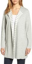 Eileen Fisher Women's Reversible Organic Cotton Blend Cardigan