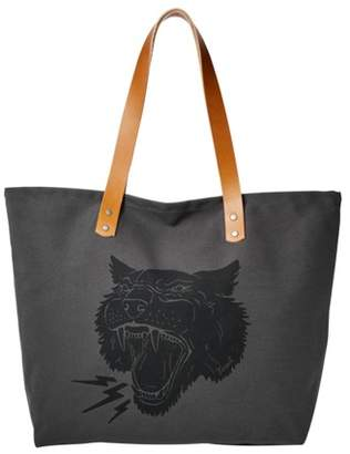 Fossil Panther Tote GREY