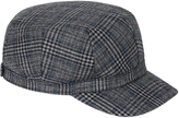 Oxford Lewis Woolblend Check Cap