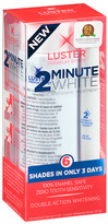 Luster 2 Minute White Teeth Whitening Kit
