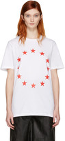 Etudes SSENSE Exclusive White Page Europa T-Shirt