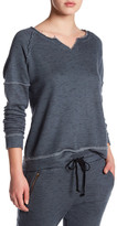 Mono B Marled Knit Pullover