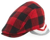 Crown Cap Men's Buffalo Driving Cap