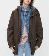 UGG Convertible Puffer Downfilled Parka