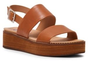 Steve Madden Women's Teenie Flatform Wedge Sandals