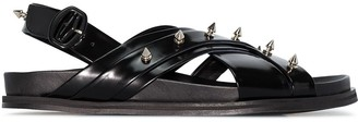 Simone Rocha studded leather sandals