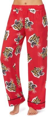 Shady Lady Wide Leg Pajama Pants