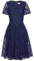 Burberry Alice Cotton-blend Lace Dress