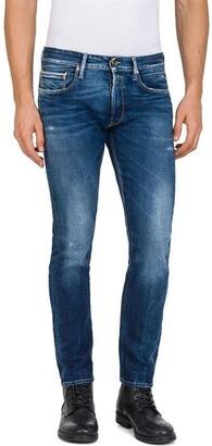 Replay Slim Fit Ronas Stretch Jeans
