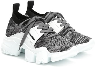 Givenchy Jaw knit sneakers