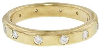 Melissa Joy Manning Diamond 12 Stone Ring - Yellow Gold