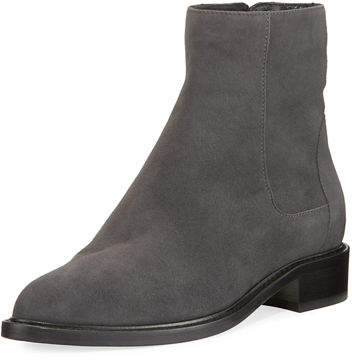 Aquatalia Gisela Suede Ankle Boot