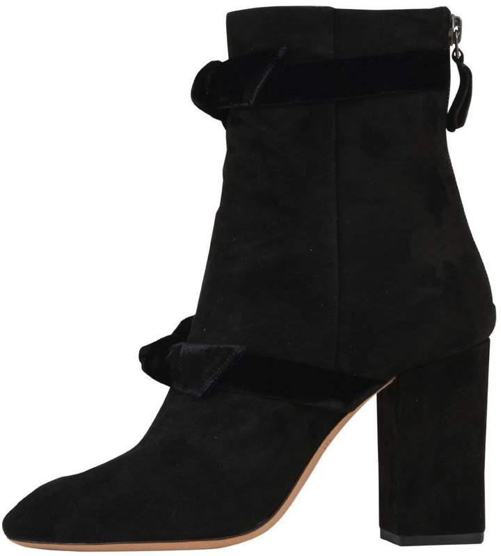 Alexandre Birman 8,5cm Black Boots